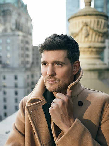 Michael Buble's first order of business when we began our conversation was to immediately put me at ease around his ...
