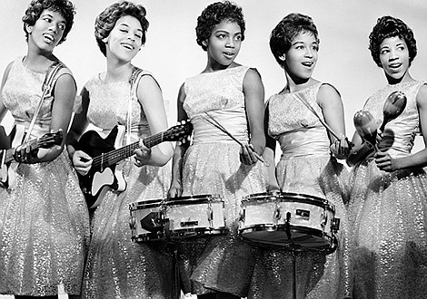 On Friday, April 5, 2019, at 4 p.m., the famed '50s female group The Chantels will receive a commemorative street ...