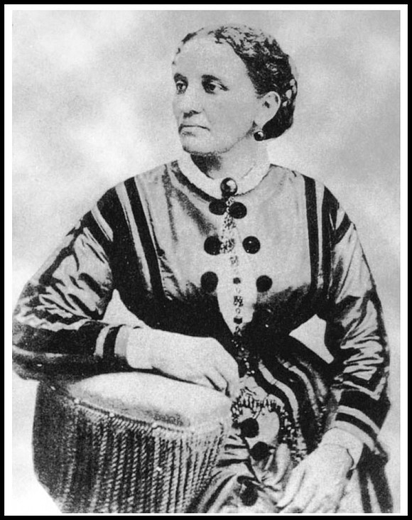 """The Black History Museum and Cultural Center of Virginia is screening the documentary, """"The Life and Times of Elizabeth Keckly,"""" ..."""