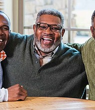 African American men are twice as likely to die of prostate cancer than any other ethnic group.