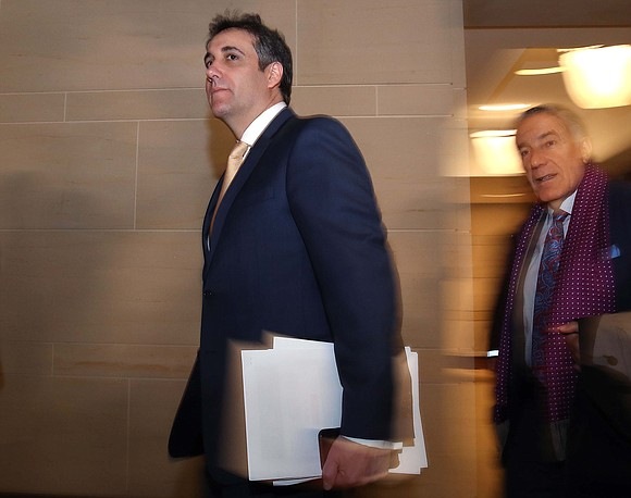 Special counsel Robert Mueller's investigators were allowed by a federal judge to review years of Michael Cohen's emails and other ...