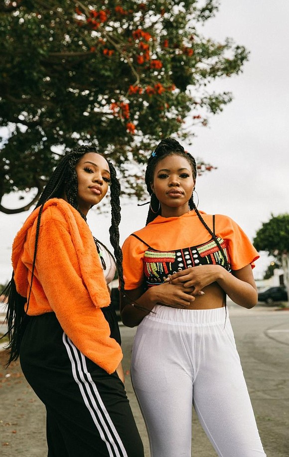 """Today, VanJess uncover the music video for their new single """"Honeywheat."""""""