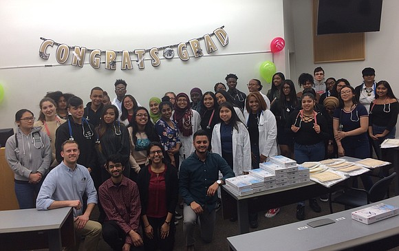 Touro College of Osteopathic Medicine (TouroCOM) graduated 71 high school students from its unique two-year after school program, MedAchieve, last ...