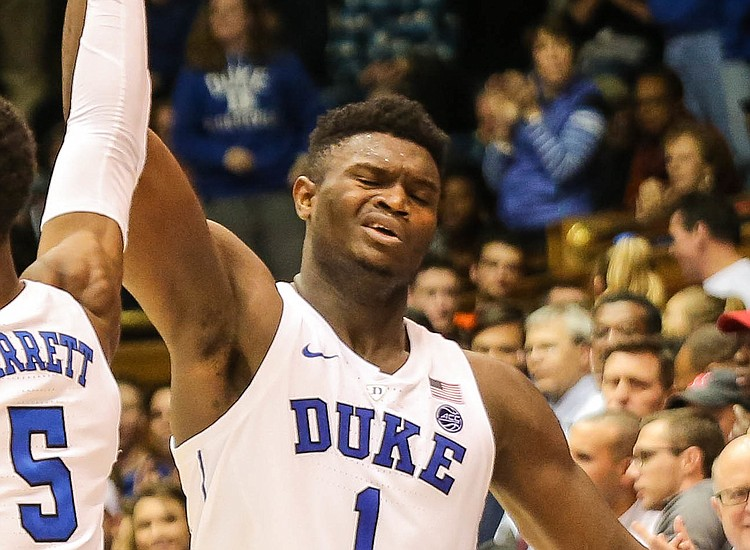 Duke the Top Pick in Most NCAA Basketball Brackets
