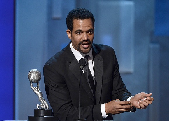 """Actor Kristoff St. John, who appeared on the CBS daytime soap opera """"The Young & the Restless,"""" died of heart ..."""