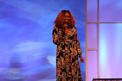 Yolanda Adams at the 2019 Disney Dreamers Academy