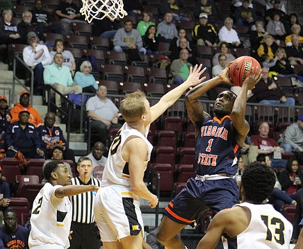 Virginia State University's best basketball season in school history stalled just this side of Pittsburgh.