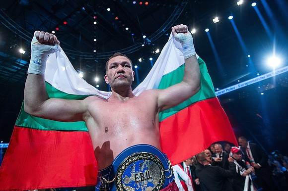 Kubrat Pulev, the 37-year-old Bulgarian heavyweight champion who knocked out Bogdan Dinu in Costa Mesa, California, over the weekend was ...