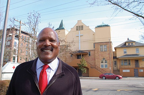The Vancouver Avenue First Baptist Church is an important epicenter for African-American life in Portland, where its members find a ...