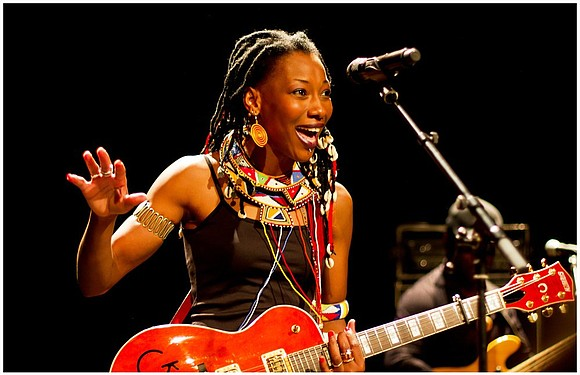 We had the pleasure to speak via Skype with Malian musician Fatoumata Diawara during her busy tour schedule about her ...