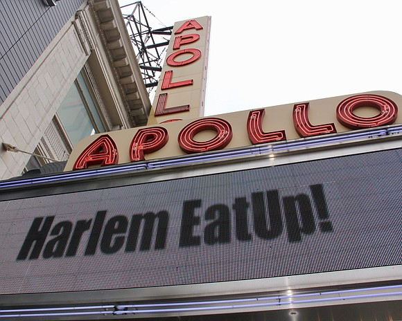 It is that time of year: I am so proud to announce the now fifth annual Harlem EatUp! festival!