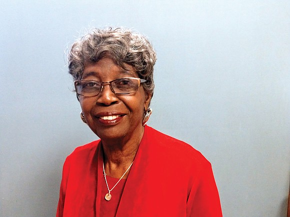 "Joyce Woolridge is an advocate for people to have their annual health checkups and cancer screenings. ""Cancer checkups are not ..."