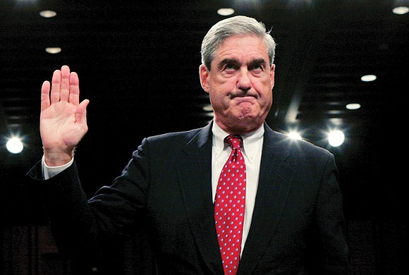 U.S. Attorney General William Barr is combing through special counsel Robert Mueller's report, removing classified and other information in hopes ...