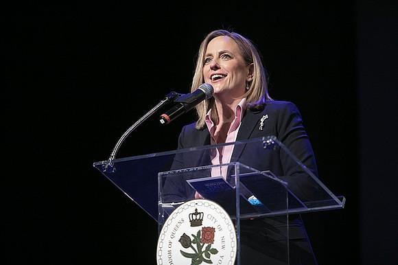 32BJ SEIU endorsed Queens Borough President Melinda Katz for Queens district attorney.