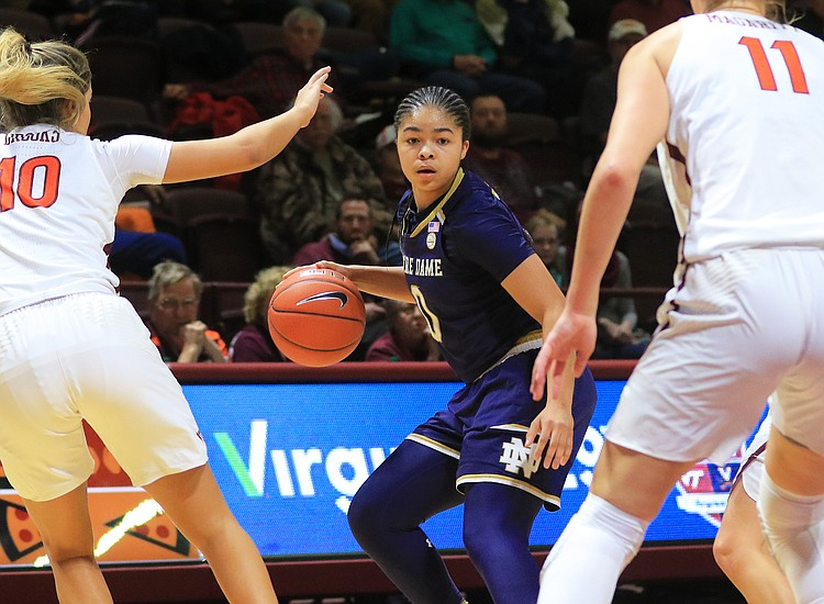 Notre Dame women's basketball continues their decade to remember in Chicago