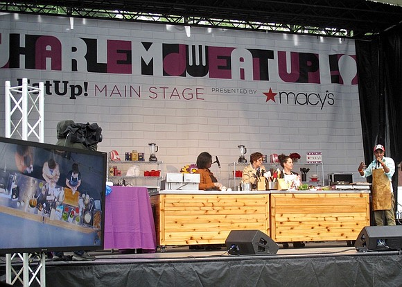 Last week I waxed on about the fifth annual Harlem EatUp! festival (@HarlemEatUp), taking place May 13-19, 2019.