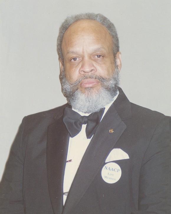 Dr. John Marshall Kilimanjaro (né Stevenson) Sr., professor, civil rights activist, trailblazing newspaper founder and publisher of the Carolina Peacemaker, ...