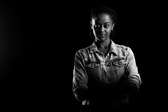 """Rwandan actress Malaika Uwamahoro is presently in rehearsal for her one-woman-play, """"Miracle in Rwanda,"""" in which she plays 10 separate ..."""