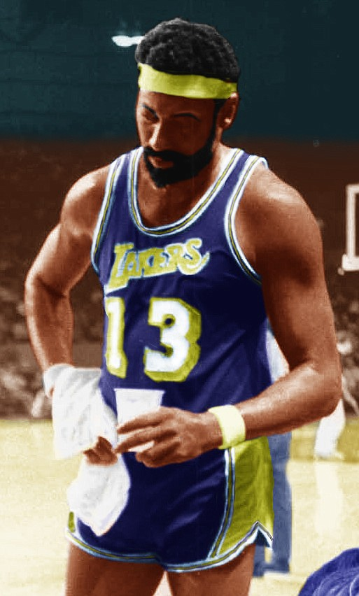 cheap for discount cde9f ecbba Wilt Chamberlain, still a man of the ages, as stated by pop ...