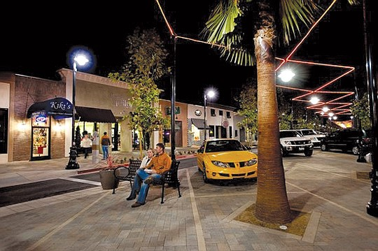 In 2017, the California Arts Council named 14 official California Cultural Districts..