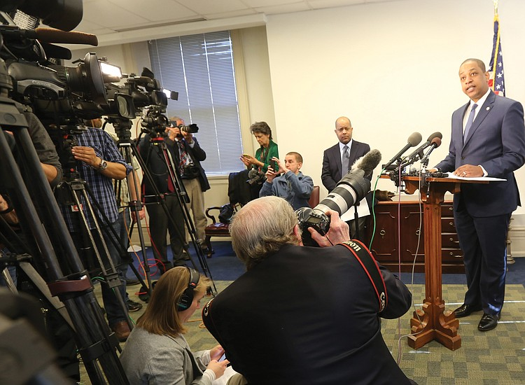 Fairfax releases polygraph results as accusers hit airwaves