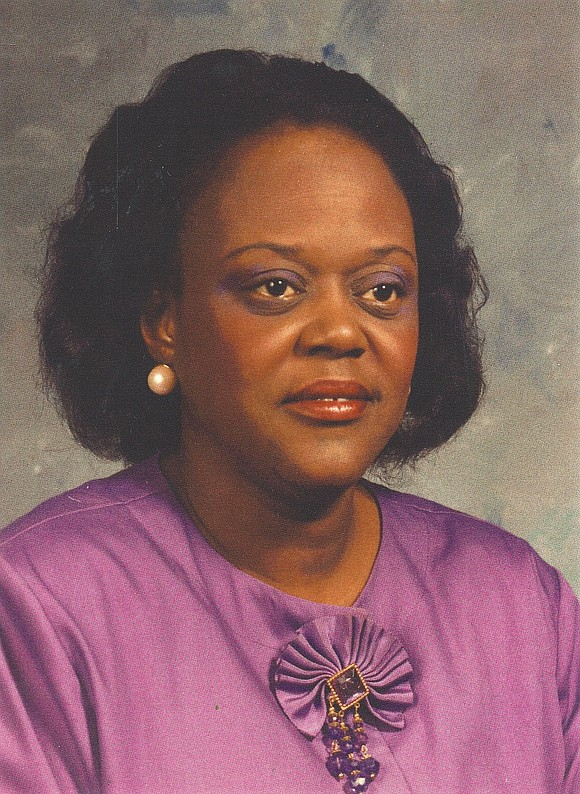 Sylvia D. Richardson loved the color purple. And the bubbly woman who brimmed with enthusiasm infused that color into her ...
