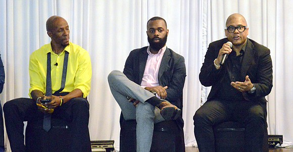 There was a consensus of sentiments voiced about the value of community and mentorship during The Men's Brunch, held March ...