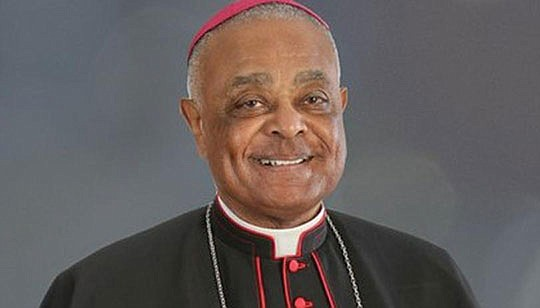 "Archbishop Wilton Gregory promised Catholics he would ""rebuild your trust"" after Pope Francis on Thursday.."