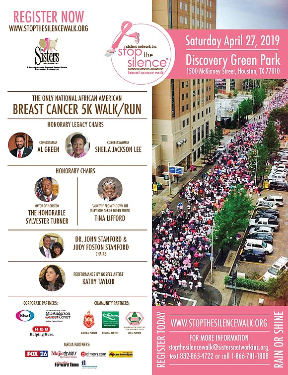 Sisters Network® Inc. (SNI), the only national African American breast cancer survivorship organization in the United States today announced over ...