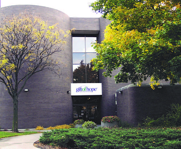 Gift of Hope Organ and Tissue Donor Network recently acquired a 48,000 square-foot three-story-building at 7936 S. Cottage Grove Ave. ...
