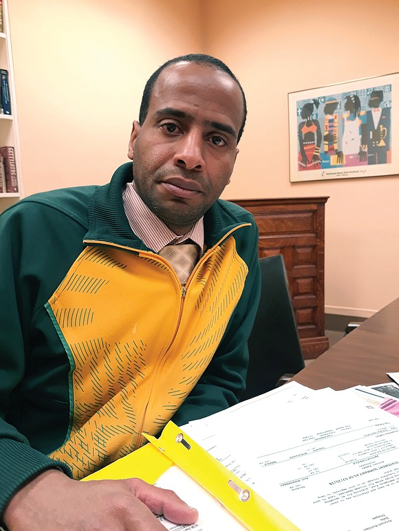 Arthur H. Majola went to pick up a rental car his insurance company was providing after his vehicle, which had ...