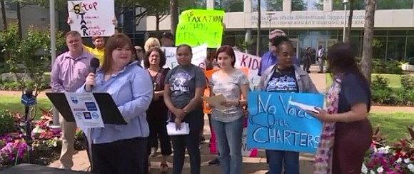 The Texas Education Agency has been investigating Houston ISD for several months, and there's been talk of the agency taking ...