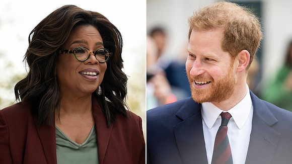 Britain's Prince Harry is collaborating with Oprah Winfrey on a new television series tackling the issue of mental health. The ...