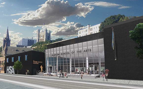 The Harlem School of the Arts at the Herb Alpert Center recently announced the start of a major construction project ...
