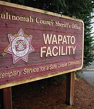 Kay Toran, president of Volunteers of America Oregon, has proposed a re-envisioning of the never-used former Wapato jail site in north Portland.