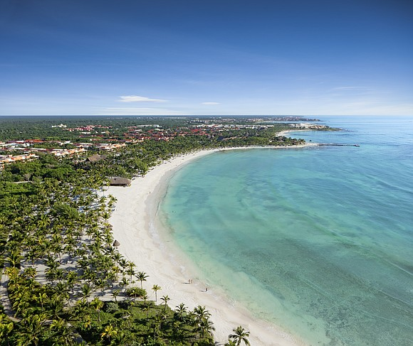 Riviera Maya is known for its turquoise waters, white-sand beaches and jungles.