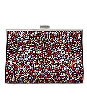 INC International Concepts I.N.C. Loryy Embellished Clutch, Created for Macy's, $79.50