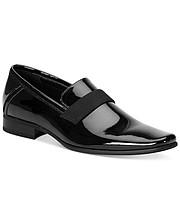 Calvin Klein Men's Bernard Tuxedo Shoes Sale $63.99 (41% off) Sale ends 4/22/19