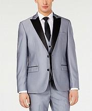 Ryan Seacrest Distinction Men's Slim-Fit Stretch Prom Jacket, Created for Macy's, $360.00 Sale $109.99 (69% off) Sale ends 4/22/19
