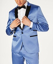 INC International Concepts I.N.C. Men's Slim-Fit Tuxedo Jacket, Created for Macy's, $129.50 Sale $97.12 (25% off) Sale ends 4/22/19