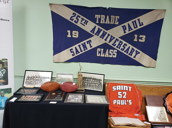 """Challenge by choice"" was the motto of Saint Paul's College, which closed in 2013 because of financial problems and declining ..."