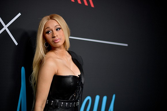 Rapper Cardi B showed up to court in New York and rejected a plea deal regarding her involvement in a ...