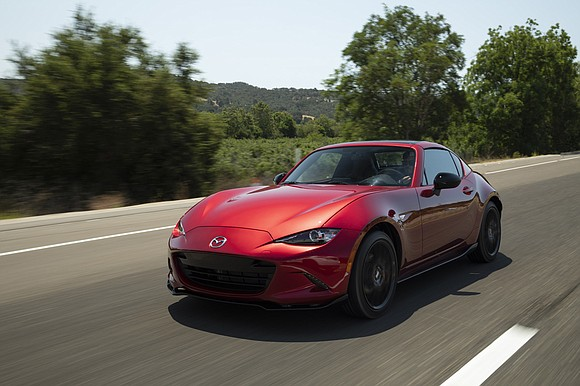 Thirty years. That's how long the Mazda MX-5 has been around. It was a hit from day one and now ...