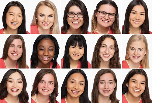 Fifteen outstanding young women from Portland metro area high schools comprise the 2019 Rose Festival Court. With history and tradition ...