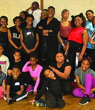 The Third Annual Dance For Our Lives event will take place May 18 and 19 at the Breakthrough FamilyPlex, 3219 W. Carroll Ave., in East Garfield Park. Photo Credit: Dance For Our Lives
