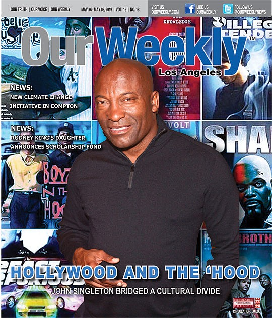 Shock waves ran through the Black film and television community when..