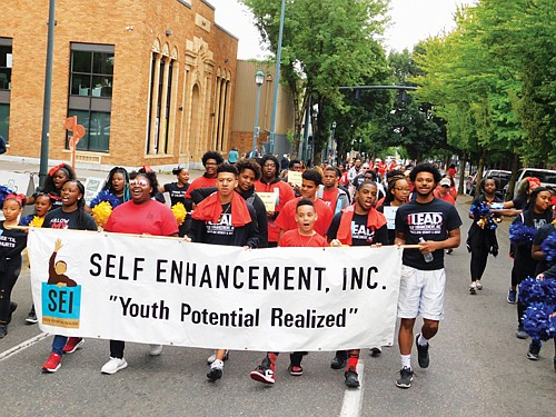 Celebrating unity in the community, the multicultural event is one of the largest community parades in the Pacific Northwest. Volunteers ...