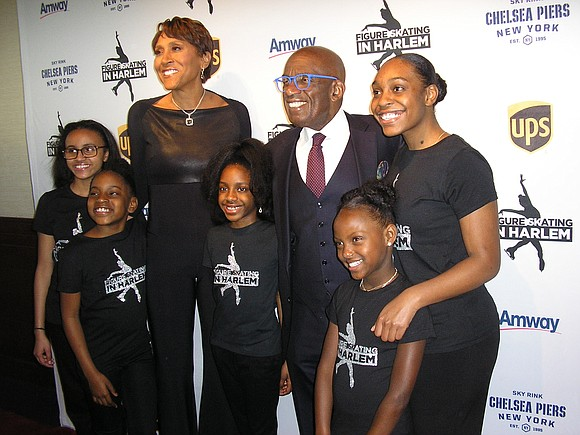 With more than 450 people in attendance, Figure Skating in Harlem held its Champions in Life benefit gala on Monday ...