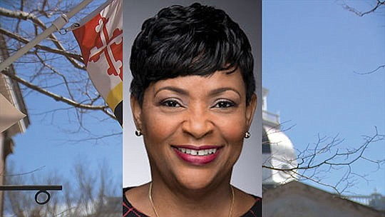 Maryland lawmakers elected the state's first Black woman to be the state's House speaker on Wednesday..