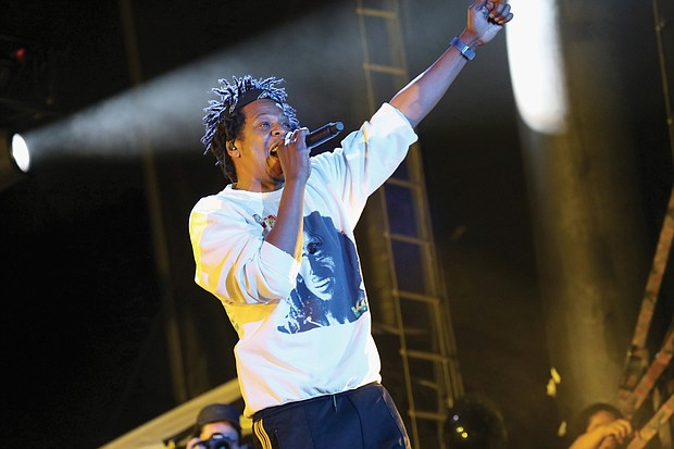 Performers announced and unannounced wowed the crowd on Sunday including Jay-Z.